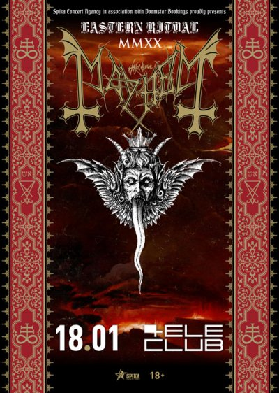 18.01.2020 - Tele-Club - Mayhem