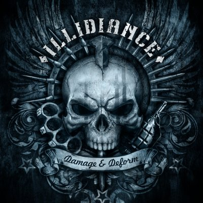 Illidiance - Damage & Deform (2015)