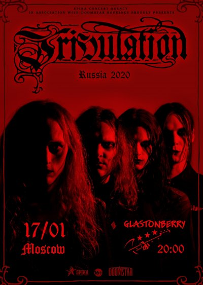 17.01.2020 - Glastonberry - Tribulation