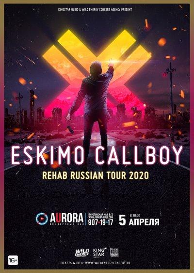 05.04.2020 - Aurora Concert Hall - Eskimo Callboy