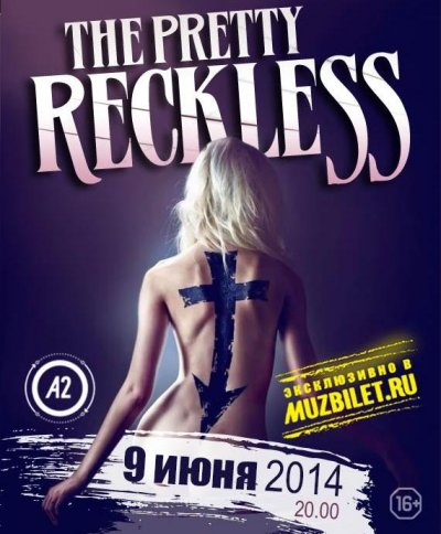 09.06.2014 - A2 - The Pretty Reckless
