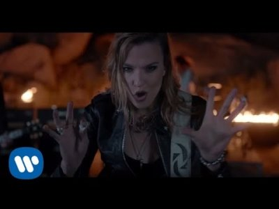 Halestorm - I Am The Fire (Official Video)