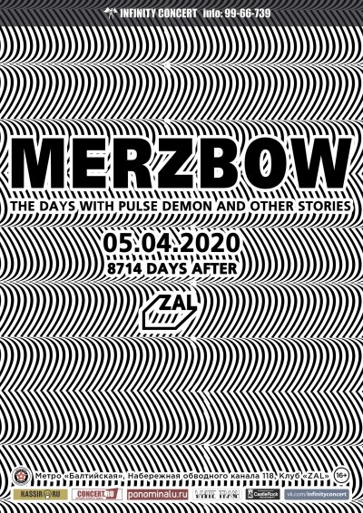 05.04.2020 - Zal - Merzbow