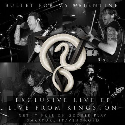 Новый EP Bullet For My Valentine
