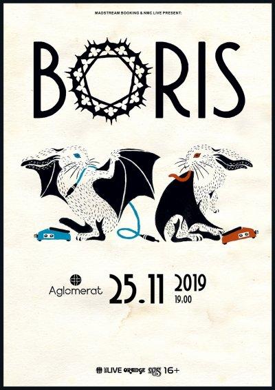 25.11.2019 - Aglomerat - Boris