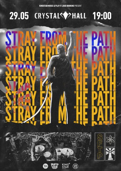 29.05.2020 - Crystal Hall - Stray From The Path