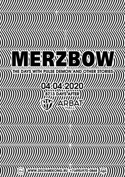 04.04.2020 - Arbat Hall - Merzbow