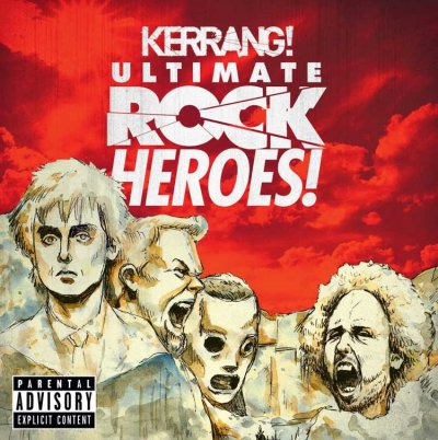 Kerrang! Ultimate Rock Heroes! (2015)