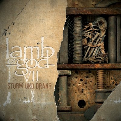 Lamb Of God - VII: Sturm Und Drang (2015) (Рецензия)