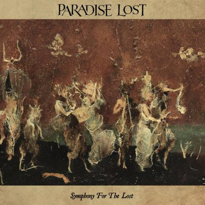 Paradise Lost - Symphony For The Lost 2CD/DVD (2015)