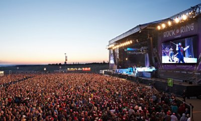 Видео с фестиваля Rock Am Ring 2015 (часть 2)