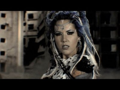 Kamelot - Liar Liar ft. Alissa White-Gluz (Official Video)