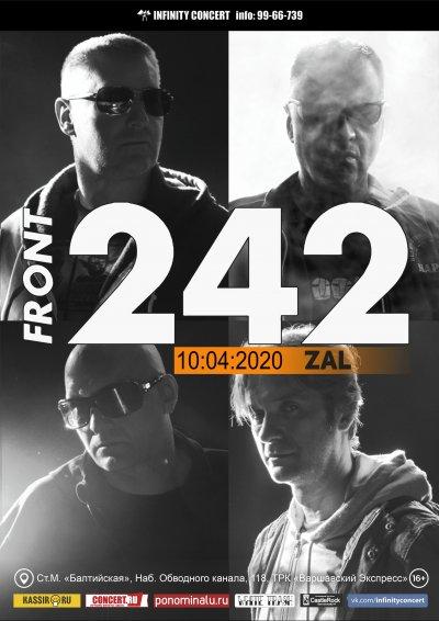 10.04.2020 - Club Zal - Front 242