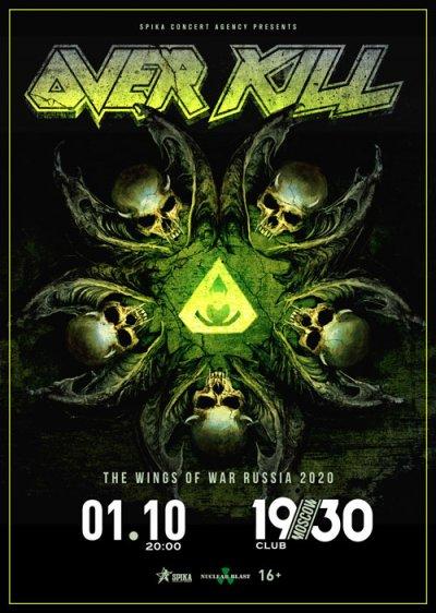 01.10.2020 - 1930 - Overkill