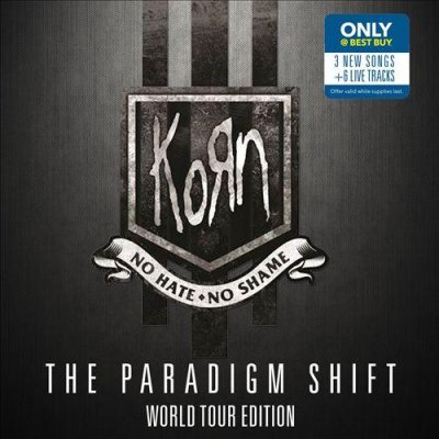 KORN - The Paradigm Shift (World Tour Edition) (2014)