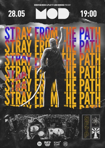28.05.2020 - MOD - Stray From The Path